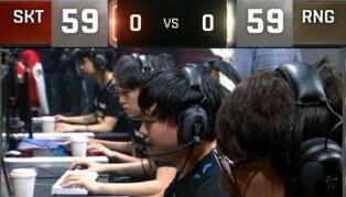 lols6全球总决赛RNG vs SKT:SKT3:1获胜晋级四强