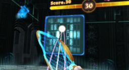 充满科技感的运动类VR游戏:Magical Squash