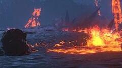 《古剑奇谭三》熔岩巨型BOSS实机战斗视频曝光