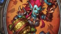 炉石传说钳嘴龟盾卫探讨 打术士法师骑士战士都有奇效