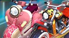 漂移神车参上 《疯狂动物城:赛车嘉年华》摩托车评测