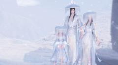 《古剑奇谭OL》2月特效新外装抢鲜看:化身为鸾,冲天鸣歌