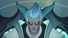 剑与远征末日禁卫格瑞泽尔勒篇:套盾炸蓝 召唤回血 亡灵最硬前排