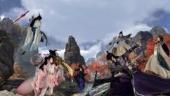 《古剑奇谭OL》剑鸣谷战火连天 阵营对抗风云再起