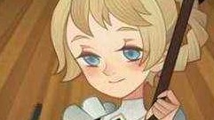 剑与远征:罗莎琳实战心得 女仆中期很少上场 可以选择最后升阶