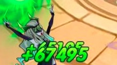 剑与远征:被演武试炼打傻了 不仅有加强版绿罩队 还有中配神魔队