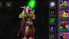 魔兽世界怀旧服:T1与T2之争 猎人到底该选哪套?最好是我全都要